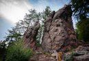 Wanderung Bärenbruchsgraben bis Roter Felsen