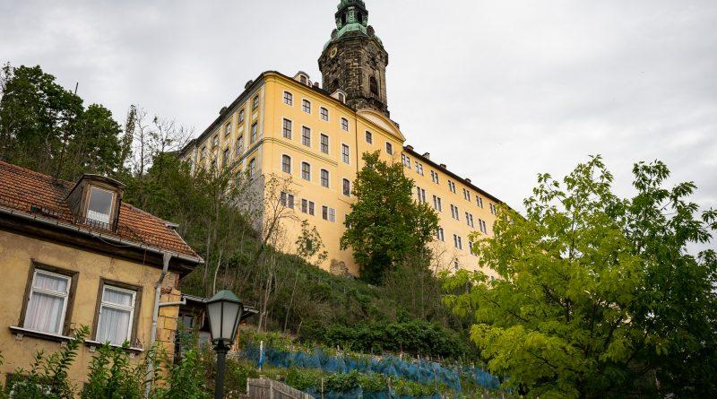 Rudolstadt im Schwarzatal